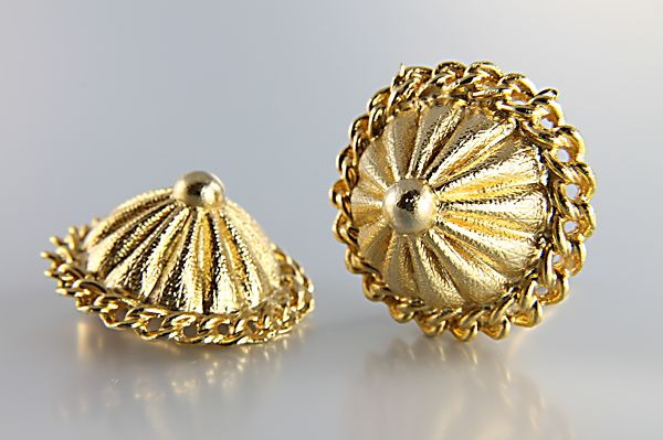 Coro Etruscan revival Earrings